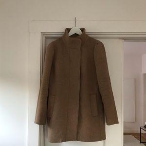 J. Crew Mercantile Wool Coat